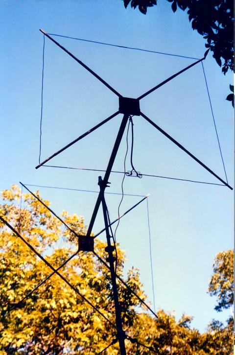WA1GKR 1985 VHF CONTEST