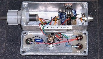 KA1MDA CI-V INTERFACE